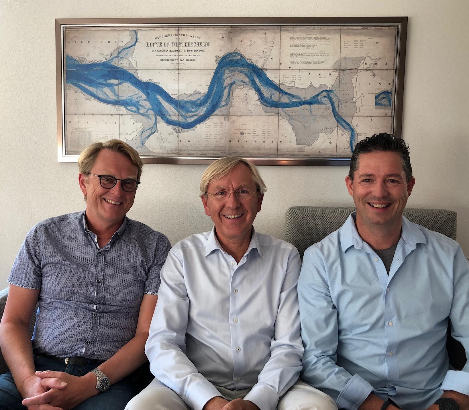 VLNR:  Jan Willem Siewe, Marcel Oonk, Eric Veldhuizen